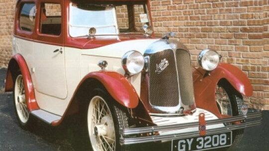 1932 Austin-Swallow