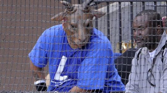 10 Legendary Baseball Curses