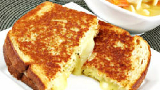 5 Tips for Making a Grilled Cheese Sandwich