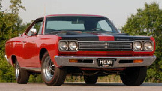 10 Most Sought-after Classic Muscle Cars