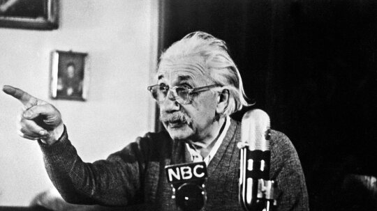 10 Things You Didn't Know About Einstein