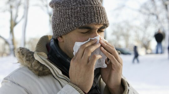 10 Reasons You Have a Runny Nose