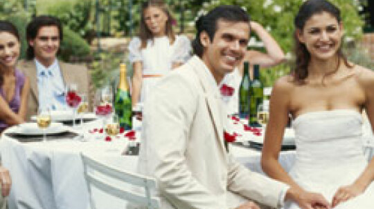 10 Wedding Reception Rituals We Wish Would Die Already