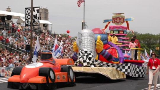 Family Vacations: Indianapolis 500 and the Finish Line 500 Festival