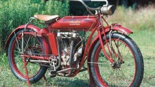 1913 Indian 61 Twin