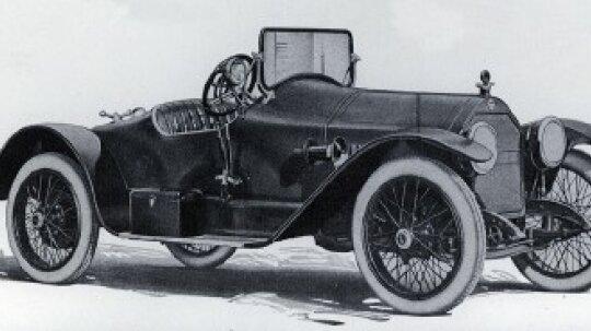 1915-1922 Stutz Bearcat