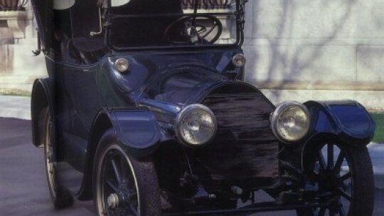 1915 Cadillac V-8 Type 51