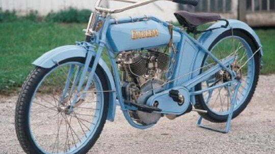 1915 Emblem Twin