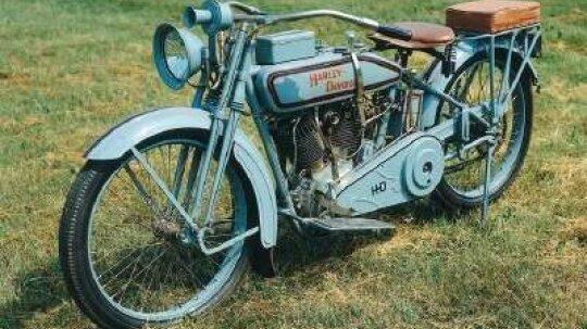 1916 Harley-Davidson J