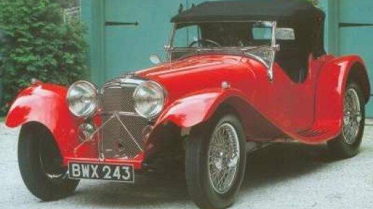 1922-1940 Jaguar