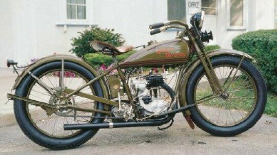 1927 Harley-Davidson BA