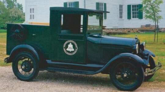 1928 Ford Model A/AA
