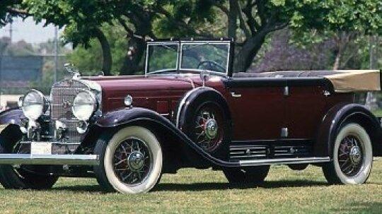 1930-1939 Cadillac