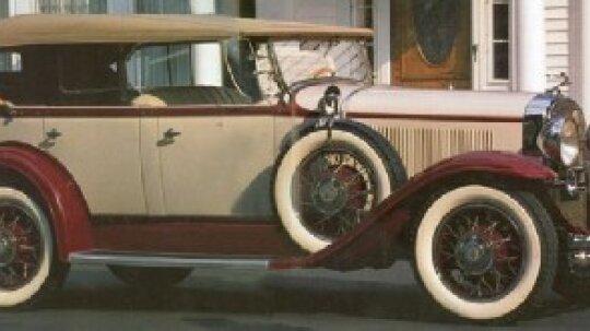 1930 Buick Series 40 Phaeton