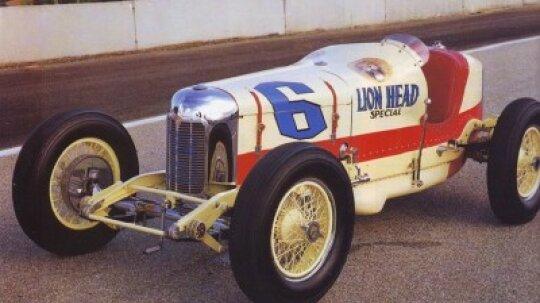 1930 Miller 91 Indy Car