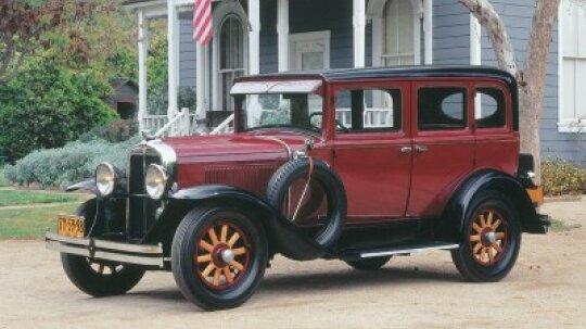 1930 Pontiac 6-30-8