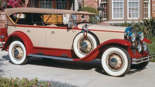 1931 Buick 95