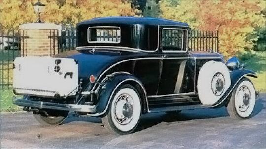 1932-1935 Graham Blue Streak