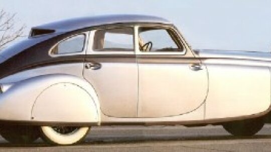 Introduction to the 1933-1935 Pierce Silver Arrow