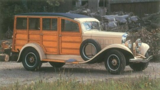 1933 Reo Speedwagon Model BN