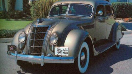 1934-1937 Chrysler Airflow