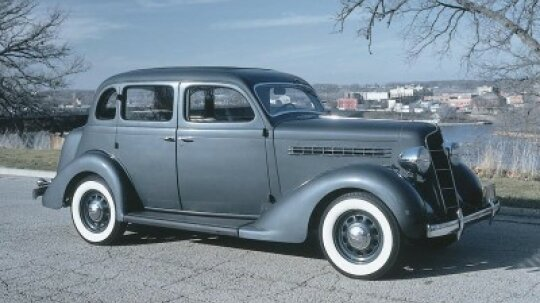 1935-1936 Plymouth