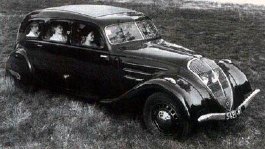 1935-1940 Peugeot 402