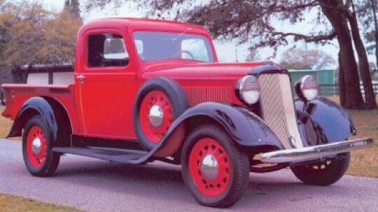 1935 Dodge KC Half-Ton Pickup