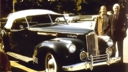 1937-1942 Packard Darrin