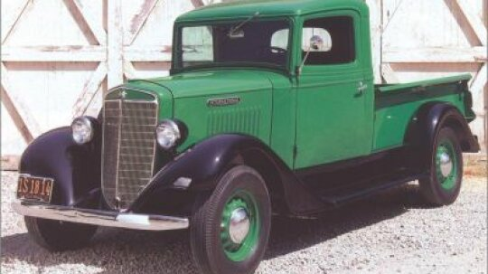 1937 International C-1 Pickup