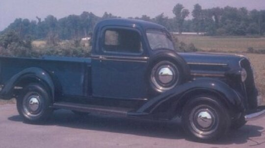 1937 Plymouth PT-50 Half-Ton Pickup