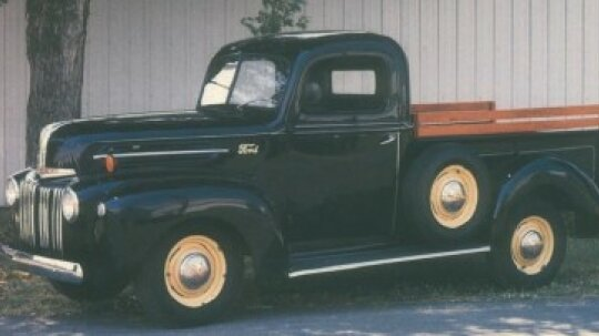 1942-1947 Ford Half-Ton Pickup