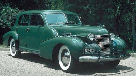 1940-1949 Cadillac