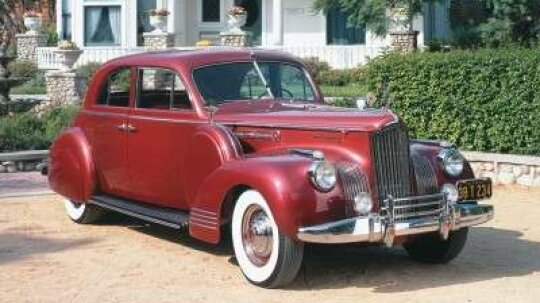1941 Packard One Eighty