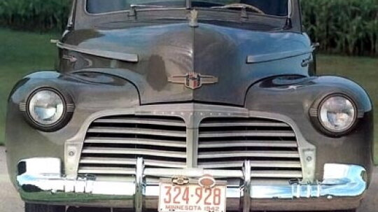 1942 Chevrolet Special DeLuxe Fleetline