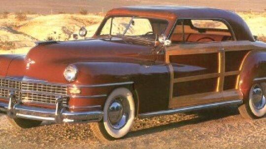 1946 Chrysler Town & Country Hardtop