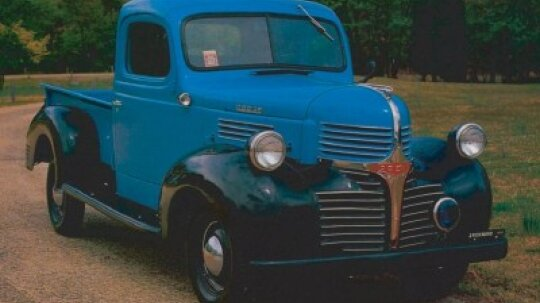 1946 Dodge WC Pickup