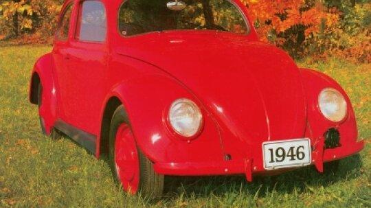 1946 Volkswagen Sedan