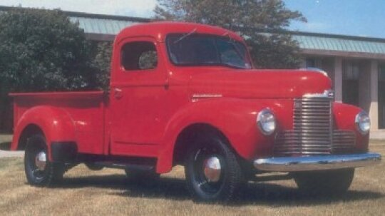 1947-1949 International KB-2 Pickup