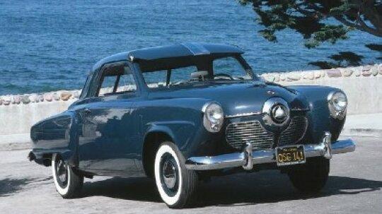 1950-1951 Studebaker