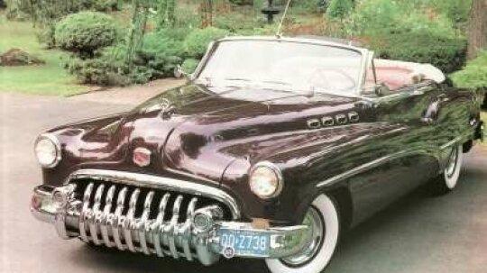 1950-1952 Buick