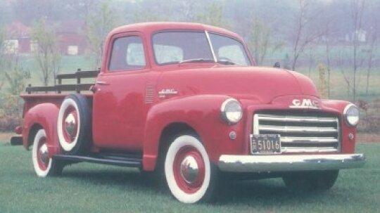 1950 GMC FC101 Pickup