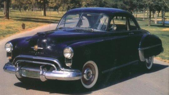 1950 Oldsmobile Series 76