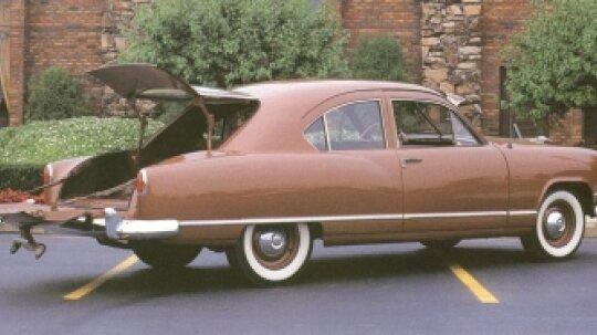 1951, 1952, 1953 Kaiser Traveler