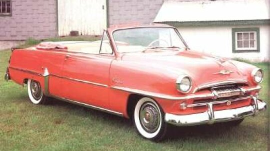 1951-1958 Plymouth Belvedere