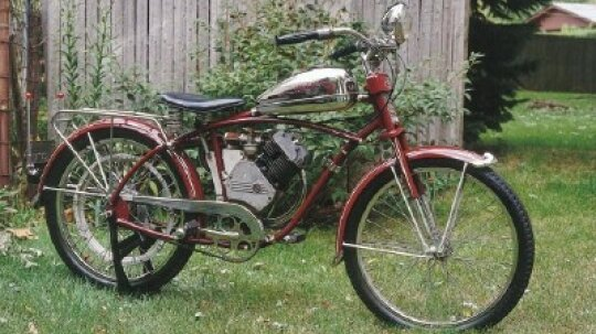 1951 Whizzer Pacemaker