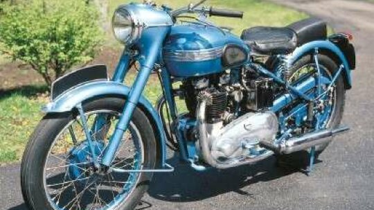 1952 Triumph Thunderbird