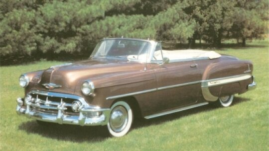 1953-1954 Chevrolet Bel Air