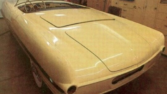 1953-1954 Dodge Firearrow