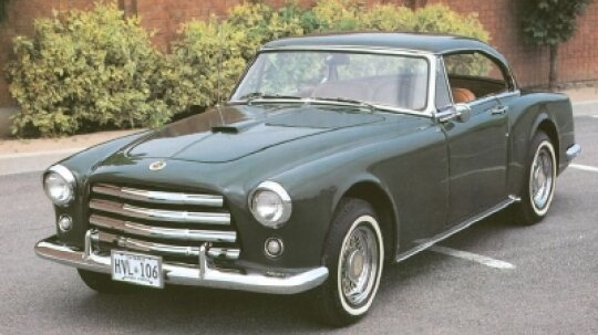 1953, 1954, 1955 Edwards America